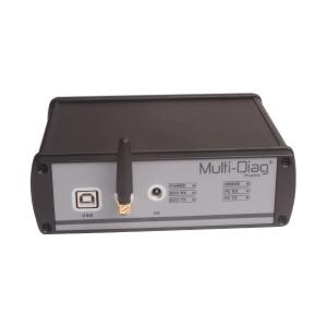 China Multi - Language Truck Diagnostic Tool For Large Man Services Heavy Duty on sale