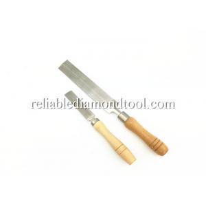China 3 4 Wood Handing Diamond File Knife Sharpener For Sharpening Metal on sale