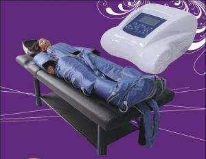 China OEM / ODM Portable Lymphatic Drainage Machine Pressotherapy Equipment with LCD Screen on sale