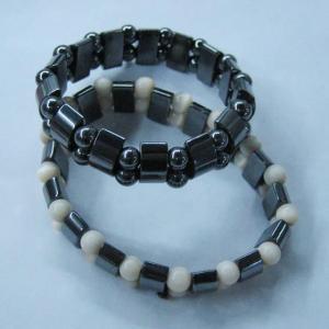 China Bracelet magnétique d'hématite de Fishion on sale