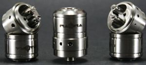 China Adjustable Magma E-Cigarette Atomizers RDA Rebuildable Dripping on sale