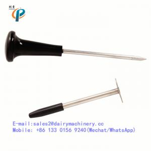 China Cow Ruminal Puncture,Rumen Vent Needle,Stainless Steel Puncture Needle For Cattle Trocar And Canula Treatment , on sale