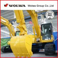 13ton shandong wolwa excavator used excavator excavator parts for sale