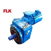 China F series parallel shaft helical geared motors F37-F157 on sale