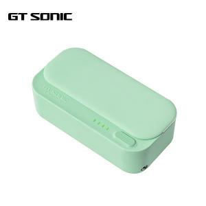 China Wireless GT SONIC Cleaner , 430ml  Portable Supersonic Ultrasonic Cleaner With Battery on sale