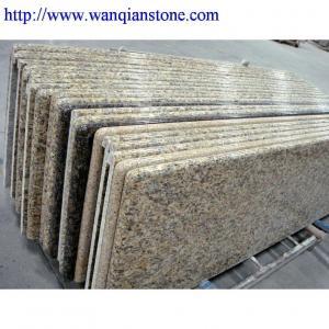 China yellow granite countertop on sale