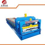 China 840 Model Color Steel Roll Forming Machine , Profile Sheet Cold Roll Forming Machine wholesale