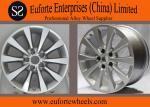 A réplica de alumínio de Audi roda a borda 17 x da roda da liga do carro 17inch o tamanho 8,0