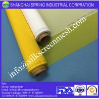 Screen Printing on 100% Polyester Mesh/120T Yellow or White/Bolting Cloth