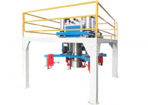 China Pneumatic Lift  600Kg Sack Packing Machine  In Grain Industry on sale
