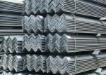 China Structural Unequal Leg Angle Profile Steel , Hot Rolled Standard Steel Angles wholesale