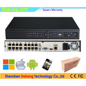 China NVR Network Video Recorder on sale