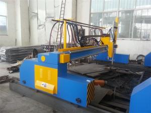 China Double Drive Plasma Cutting Gun CNC Cutting Machine for Steel Plate on sale