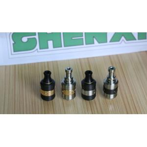 China Rebuildable Dual Coil Electronic Cigarette Atomizer atomic rda clone on sale