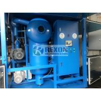 China Weather Proof Type Onsite Power Station Use Dielectric Oil Purifier Machine 9000Liters/Hour on sale