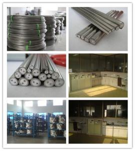China High Purity MgO Inconel 600 Simplex Mineral Insulated Metal Sheathed Cable J Type on sale
