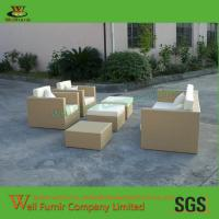 Supply Rattan Sectional Sofa, Porch Sofa, Patio Furniture,Manufacturer, Rattan Ottoman