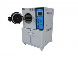 China Powder Painted Color White PCT Test Chamber In Enviromental Simulated Lab Equipment on sale