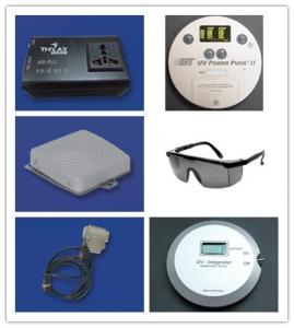 China UV led lamp curing equipment machine UV LED surface light source adhesive solidify system dispaly gule on sale