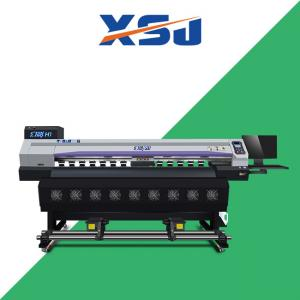 China Skycolor Large Format Eco Solvent Printer Auto Cleaning on sale