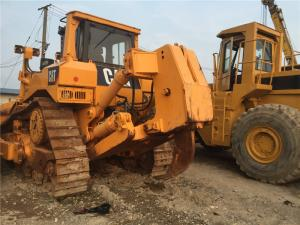 Used Caterpillar D8R Bulldozer 3408 engine 33T weight with