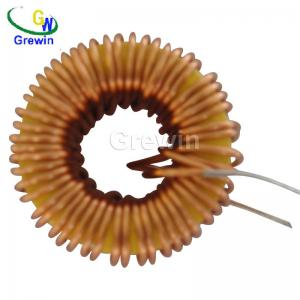China Inductor Round Type Choke from Grewin with High Performance with IEC CB Certificate on sale