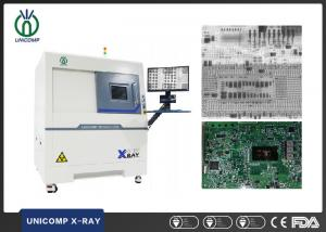 China Algorithm FPD Electronics X Ray Machine 1.0kW For LED Reflow Solder on sale