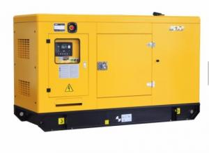 China 20kva yellow small silent diesel generator price , small generator Customs Data supplier