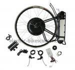 Equipos eléctricos de la conversión de la bici de 36 voltios 350 batería de litio del motor 10.4Ah del eje del vatio