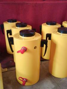 China Heavy Duty Double Acting Pneumatic Cylinder Jack Range 0.2Mpa - 1.0Mpa on sale