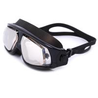 China Solid Optical Swimming Goggles , High End Prescription Racing Swim Goggles on sale
