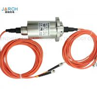 China High Speed 100RPM Fiber Optic Rotary Joint For Harsh Marine Environments on sale