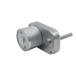 China 38GF3525 Brush Type DC Motor / Low Noise Mini Motor Gearbox For Valve on sale