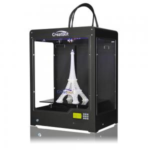 China Large Desktop Triple Extruder 3d Printer With All Metal Frame Structure supplier