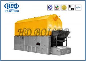 Quality Double Chain Coal Fired Hot Water Boiler , High Efficiency Steam Boiler SZL Type for sale