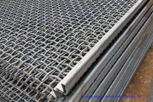 China Double Lock Woven Crimped Wire Mesh Stainless Steel / Copper Bbq Grill Net on sale