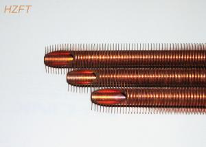 China Heat Exchanger Integral Finned Tubes for Refrigeration Condenser and Evaporator on sale