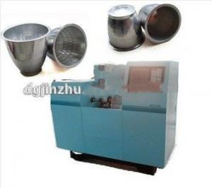 China CNC System Aluminium Spinning Machine Programming Operation One Year Warranty on sale