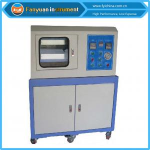 China 50 ton Plastic Lab press tester on sale
