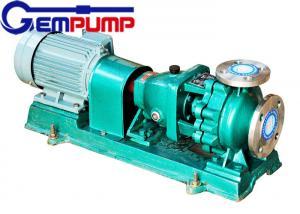 China BF Horizontal acid centrifugal pump / petroleum industry pump on sale