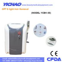 Portable Painless Beauty Opt Elight Diode Permanent Hair Removal(YCBH-05)