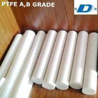 China PTFE rod A,B,C grade manufactory on sale