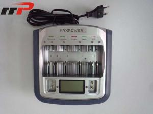 China Universal AA AAA Size Ni-CAD / Ni-MH battery charger With Digital Display on sale