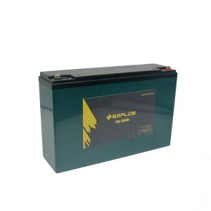 China 12V 32ah Lithium Graphene Battery Lifepo4 Lithium Battery For Solar Storage on sale