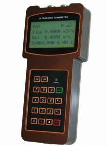 China high accuracy and long operating life Hand-Held Ultrasonic Flow Meter TDS-100H (fast delivery) on sale
