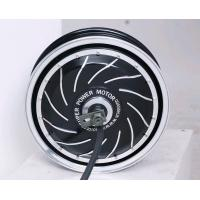 8000W BLDC CE Electric Scooter Motor , DC 108V 120V electric motorcycle motor