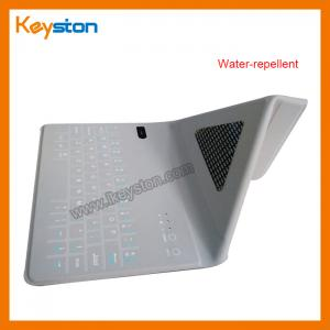 China Ultrathin Water-proof Bluetooth Keyboard Case for iPad on sale