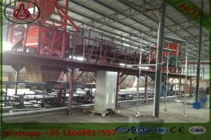 China Waterproof Mgo Wall Panel Roll Forming Machinery Lightweight Wall Panel Machine on sale