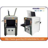 Small Tunnel X-ray Airport Bag Scanner , Luggage Screening Machine For Security