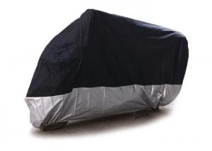 China Water Resist Custom Fit Motorcycle Covers , Motorcycle Dust Cover Indoor on sale